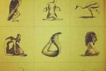 b*   beauty&health Ⅱ./  yoga pose / yoga のposeとかcakra、imageとか massage、stretchなど