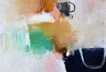 NEW ABSTRACT WORKS curated by Rebecca Wilson