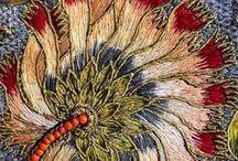 Hand embroidery - Stiches - Tutorials