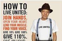 INSPIRATION / Inspire Change: Give, Advocate, Volunteer