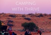 Camping / Helpful tips, ideas and recipes for your next camping adventure!