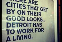 Detroit Homes and Neighborhoods / by Adrian Davis