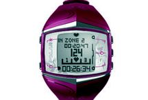 Heart Rate Monitors / Using a heart rate monitor will take you to the next level in your fitness.