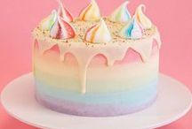 Cake Ideas for Weddings and Events / Get your tastebuds tingling with these cake ideas for weddings and events... birthday party cakes, homemade cake recipes, baby shower cakes, easy cupcake recipes and more!