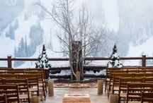 Зимняя свадьба . winter wedding