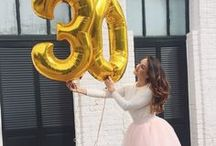 30th Birthday Party Ideas / 30th Birthday Ideas, Decorations & Themes. Host a party to remember with these 30th birthday themed plates, cups, decorations, favors, catering ideas and other 30th birthday party supplies.
