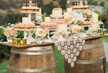 Rustic Wedding Ideas / Barn weddings have never been more popular, but you don't need to hold your wedding on a farm to get a rustic vibe. Looking to plan a rustic wedding? Check out our rustic wedding ideas on decor, flowers, dresses and more. Sharing the best rustic country wedding ideas and tips that we can find.
