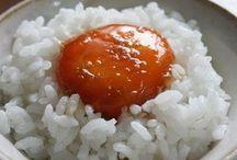 a*   《 rice menu  》 / ボードのfoodシリーズ内には所々に、備忘録で《my覚書:》が入ってることがあります(。-人-。)