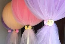 Balloon Modelling and Craft Ideas / Balloons - the perfect, cheap decoration for parties. Get balloon modelling and crafting ideas, plus balloons delivered inflated, balloon games and more!