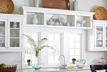 Kitchen Design Ideas / Remodel will be soon, just gathering ideas to help us decide. This will be an adventure...I cannot wait!! / by Terri Jewett