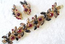 Vintage Costume Jewelry / Vintage Costume Jewelry from the shop of Vintage Jewelry Girl!   Visit today: http://www.rubylane.com/shop/vinjgirl