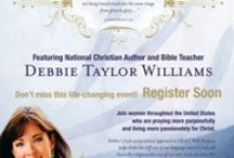 Debbie Taylor Williams Ministries / Connect!