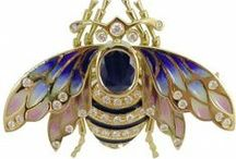 Cool Jewels - Vintage and Antique Figurals & Oddities / Figurals and oddities and plain old neat jewels.