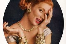 Vintage Jewelry Ads