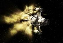 Firefly/Serenity / My favorite in this universe! / by Margaret Lautenschlager