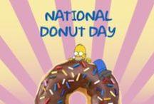 Homer et ses donuts