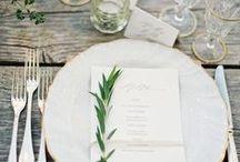 Wedding: Styling
