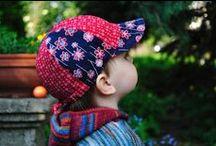 čepice klobouky šály rukavice