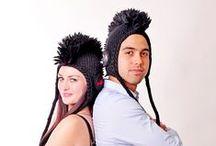 Mohawk hat / Mohawk hat