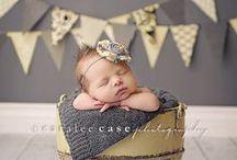 N E W B O R N P H O T O G R A P H Y / Newborn babies. Do I need to say more? Haha, sooo cute! <3