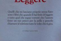 I read\Io leggo / Alcuni dei libri che ho letto. / by Cristina Rutigliano