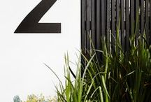 Numbering + Letterboxes