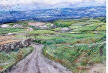 Rowena Scotney Feltings page... / feltings - paintings and sketches