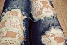 Lace / Lace & more lace