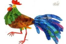 Eric Carle and Richard Scarry