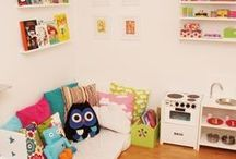 Girl Room / Decoration Ideas