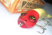 Collectables: Antique Fishing Lures