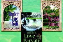 Anita Ray series / Book covers
