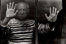 Pablo Picasso (1881-1973) / « Un tableau ne vit que par celui qui le regarde.  » de Pablo Picasso