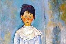 Amedeo Clemente Modigliani 1884-1920 / http://fr.wikipedia.org/wiki/Amedeo_Modigliani