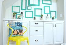 INTERIOR STYLING / DIY projects for decorating your nest