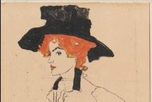 Egon Schiele 1890-1918 / Les peintres de la Sécession viennoise habillaient et déshabillaient les femmes pour mieux les peindre. Leurs esquisses étaient bien souvent plus crues que les tableaux qu'ils exposaient.