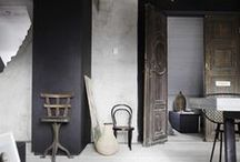 Design / Beautiful scenes, indoor and out, with various design elements.