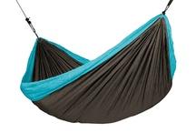 Travel Hammock Colibri turquoise / Double