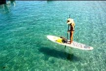 Stand Up Paddle / by Fabio Fortunato