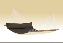 Huge Hammock with spreader bars Alabama arabica / LA SIESTA Kingsize hammock with spreader bars Alabama provides generous relaxation in North American Style.