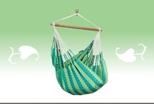 Hammock Chair Carolina spring / Hammock chair spring is made of pure cotton. Original colombian artworkship.