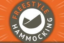 """Freestyle Hammocking / """"Freestyle hammocking - Travelling the world with my hammock, getting to know 10 countries, many cultures and countless people along the way. A true adventure. Enjoy!"""