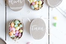 EASTER / Easter crafties that won't harm your diet