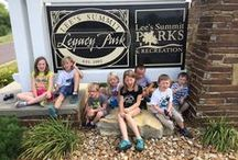 Animal Wonders: Summer Camps  / Animal Wonders has been partners with the Lee's Summit Parks & Recreation Department since 2009 providing summer camps held at beautiful Legacy Park in Lee's Summit, MO.