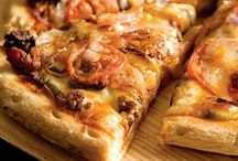Pizza & Cheese Breads