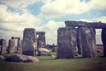 Great places in Great Britain / Beautiful parts of England, Scotland, Wales and Northern Island