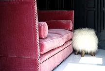 #PINK interiors that PACKS a PUNCH / Dusky to candy as long as it's dandy! Come and enjoy the razor sharp edge of #pink #interiors