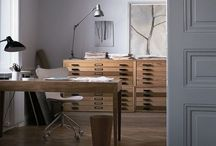 #STUDY #STUDIO #OFFICE interiors / Great work spaces