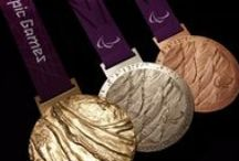 Great British Olympics and Paralympics / 2012 - the year London hosted the Olympics and Paralympics