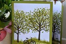 Willeke's gemaakte SU kaarten
